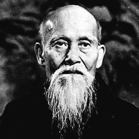 Morihei Ueshiba – Twórca Aikido