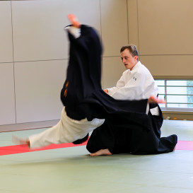 Ruszają zajęcią Aikido – rok szkolny 2016